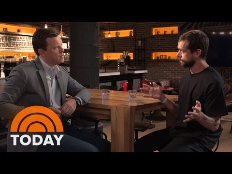 Jack Dorsey: Twitter Allows Anyone To Reach The World | TODAY