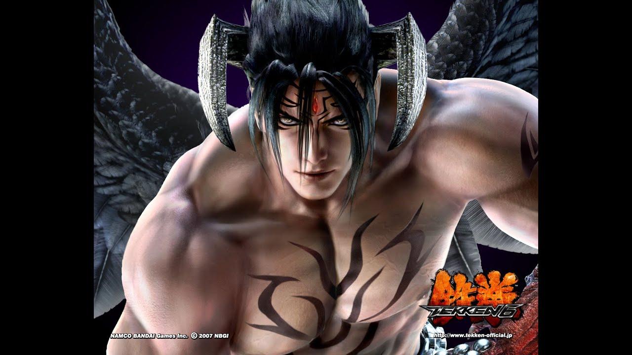 Devil Jin Tekkenpedia