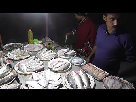 Varieties Sea Fish in Bakkhali Sea Beach West Bengal | Bengal Beautiful Travel Place