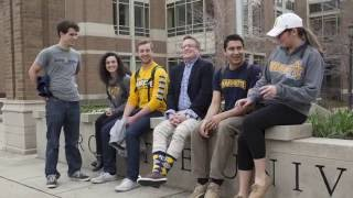 Scott s Story | Planned Giving at Marquette University