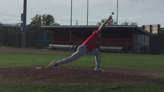 Dylan Leach - Updated Baseball Highlights - Class of 2018