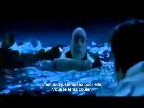 "Titanic - Deleted Scene - ""You'll Die Sooner If You Come ..."