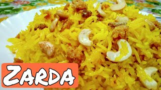 Zarda Orange flavour /Shadiyon wala degi Zarda/Bawarchi secret An unique and Special flavour /