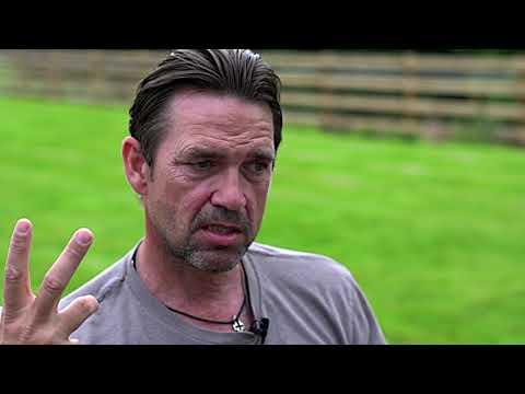 Dougary Scott Interview