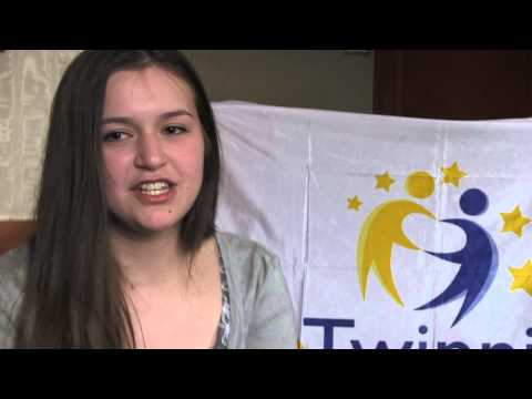 eTwinning Prize event 2015 - Interview with Otilia