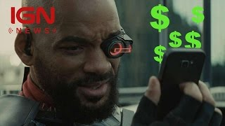 Suicide Squad Breaks August Thursday Preview Night Box Office Record - IGN News