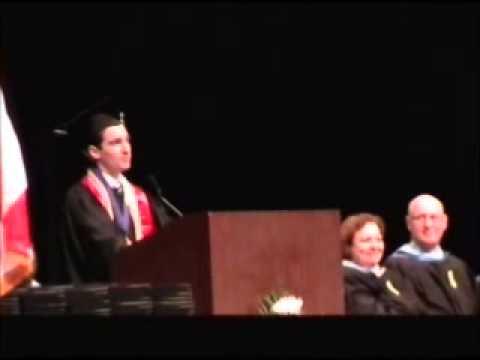 Best Valedictorian Speech - 2012 Coral Glades High School