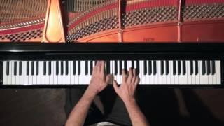 Bach Sinfonia No.8 - P. Barton, FEURICH Harmonic Pedal piano