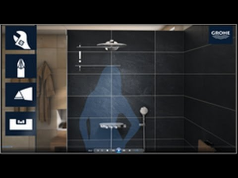 26483000 RSH headshower Ref Grohe Rough-inst f