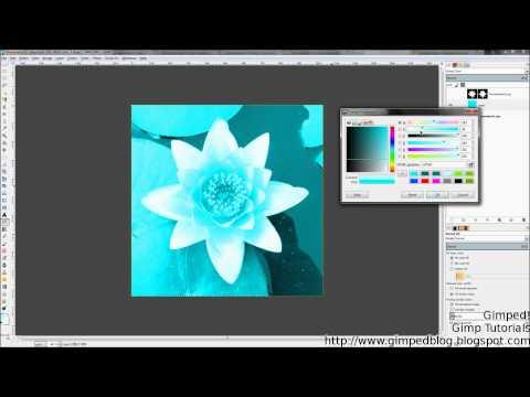 Layer Masking - GIMP 2 8 - Tutorial | Doovi