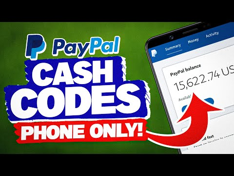 🔥Get Free PayPal Money (CASH CODES) With Just Your Phone! Make Money Online Without Doing Anything!
