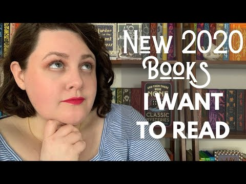 New 2020 Book Releases I Want To Read