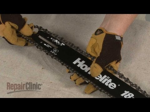 Cutting Chain - Homelite Chainsaw