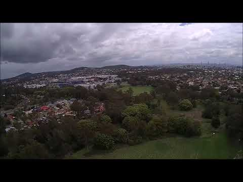 Drone Footage of Carindale and Brisbane City