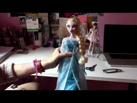 Elsa Singing / Cantante *Disney Store - FROZEN WEEKS - Recensione/ Review ***