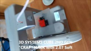 3D SYSTEMS CUBE BULK HACK 100% Working
