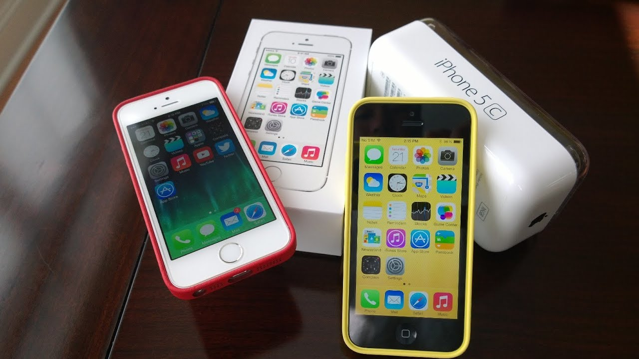 iphone 5s reviews apple iphone 5s 5c dual unboxing demo and comparison 11243