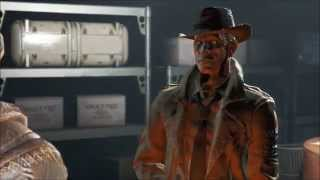 Fallout 4 Get Out of Vault 114 After Rescue Nick Valentine
