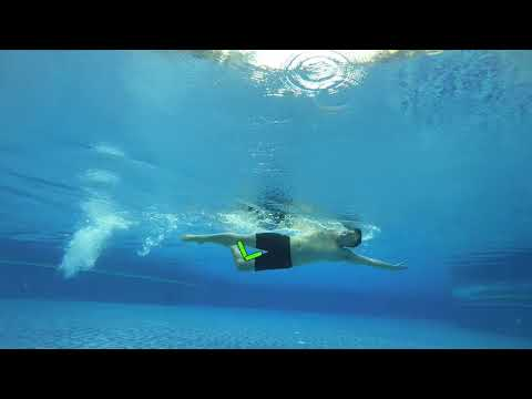 Freestyle Underwater Analysis To Improve your swim