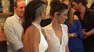 Израиль. Свадьбы в Израиле бывают разные.