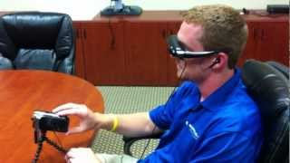 WoW - Distance Viewing Electronic Magnifying Glasses