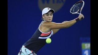 2017 Wuhan Semifinals | Ashleigh Barty vs Jelena Ostapenko | WTA Highlights