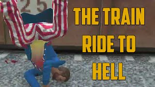 THE TRAIN RIDE TO HELL (Grand Theft Auto V)