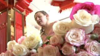 Как бесплатно украсить банкетный зал в день свадьбы?