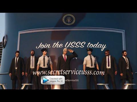 GTA 5 Secret Service USSS