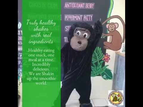 Healthy shakes happy people