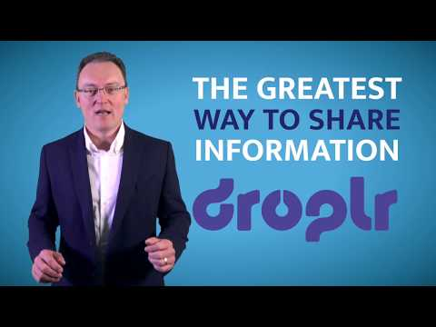 Best file and video sharing software on the planet! | Droplr.com | IT Support Hertfordshire |