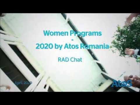 Atos Rad Chat: Women Programs 2020 By Atos Romania