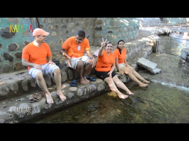 Kalupia   Aguas termales en Nacaome… increíble   Honduras Videos De Viajes