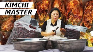 "Why Kwang Hee ""Mama"" Park is the Queen of Kimchi — First Person"