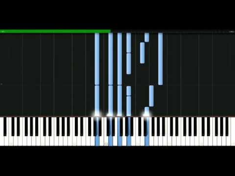 Kenny Rogers - Lady (version 2) [Piano Tutorial] Synthesia | passkeypiano