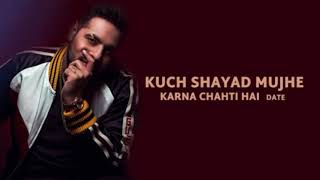Aashiq Aawara - Badshah New Rap WhatsApp Status