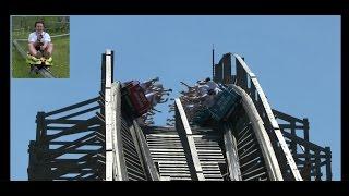 Gambar cover Davidjellis - Roller Coasters, Thrill Rides and More!