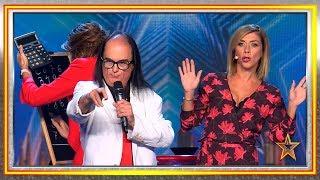 Hace operaciones matemáticas más rápido que una calculadora | Audiciones 5 | Got Talent España 2019