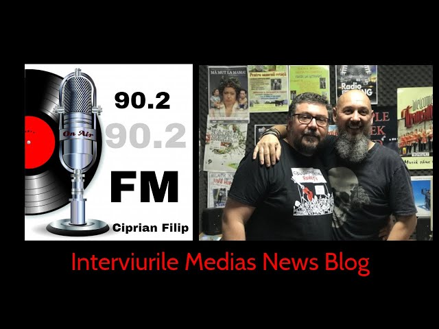 Ciprian Filip la Interviurile Medias News Blog