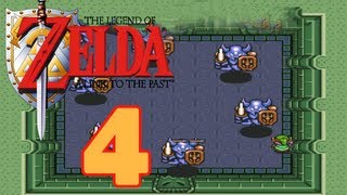 Let's Play The Legend of Zelda A Link to the Past Part 4: Das Buch Mudora & der Wüstenpalast