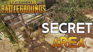The Secret Hidden Area In PUBG | Miramar Hidden Area