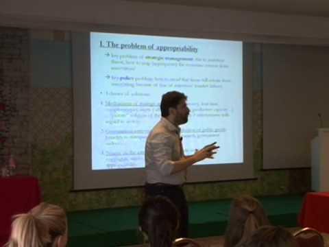 Economics Of Innovation 2/2 (Francesco Lissoni)