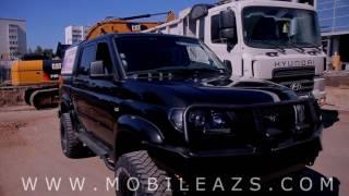Mobile AZS 1 / Мобильная Автозаправочная станция / Мобильная АЗС(Mobile AZS ООО