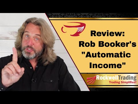 "Review of Rob Booker's ""Automatic Income"" Course  (Monday Morning Paydays)"