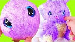 Überraschungs Kuscheltier zum Adoptieren   Scruff A Luvs