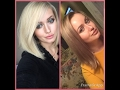 Выход из блонда в русый, из русого в шоколад и обратно в блонд. Часть 1