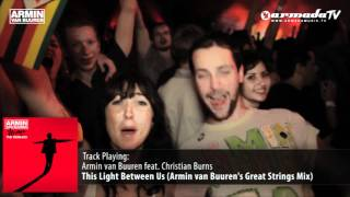 Armin van Buuren feat. Christian Burns - This Light Between Us (Armin