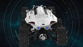 Mass Effect Andromeda Collector's Edition Nomad ND1 R/C – REMOTE CONTROL