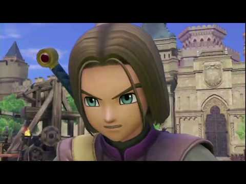 Dragon Quest XI S: Echoes of an Elusive Age - E3 2019 Trailer (Switch)