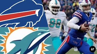 Buffalo Bills vs Miami Dolphins Full Game Highlights | NFL 2019